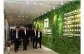 Mayor of Shanghai Ying Yong Visited Huaqiang Fangtawild Holdings Inc.